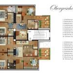 VIP | Luxus Penthouse lakások belsőépítészete