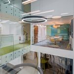 FBB | Food Base irodaház belsőépítészete
