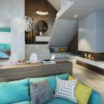 CVB | V-Ház belsőépítészet